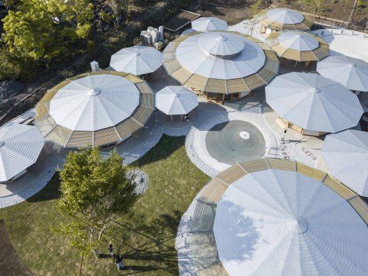 World Architecture Festival - Categoria School - Completed Buildings. Vincitore: Muku Nursery School (Fuji City, Japan) by Tezuka Architects -  Credit: Tezuka Architects