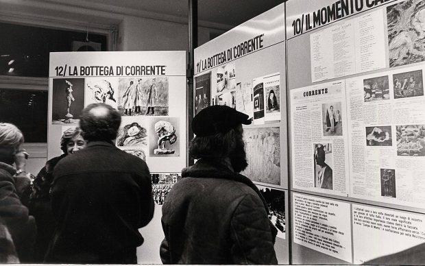 rivista corrente arte contemporanea museo novecento milano