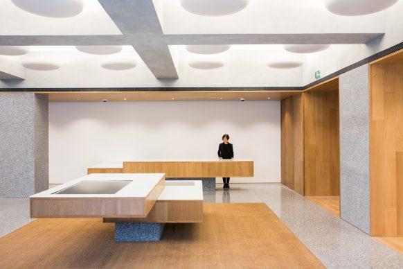 INSIDE World Festival of Interior - Vincitore Categoria Education: B Campus, Shanghai by AIM Architecture - Credit:  Dirk Weiblen & Marc Goodwin & Johan Sellén