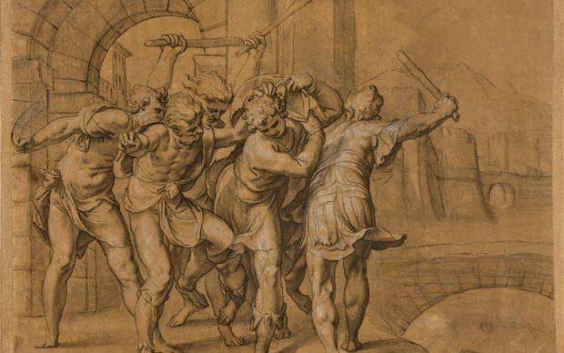 Paolo Farinati, Martyrdom of Saint Sebastian, n.d. Credit: Private Collection