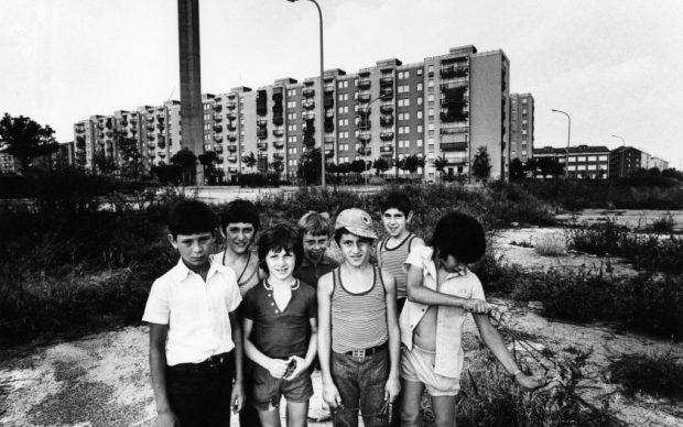 Gabriele Basilico, Milano, Quarto Oggiaro, 1970-1973