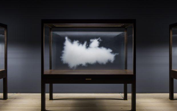 Leandro Erlich Cloud (UK), 2016 Mori Art Museum, Tokyo, Giappone, 2017 foto Hasegawa Kenta