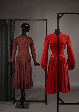 Mostra Femmes Fatales – Strong Women in Fashion