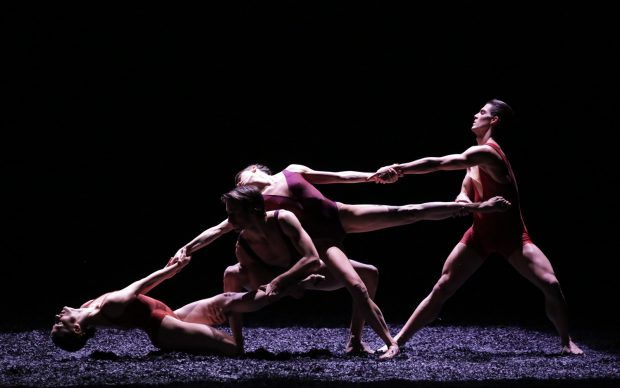 Winterreise, coreografia di Angelin Preljocaj su musiche di Schubert, Teatro alla Scala Milano