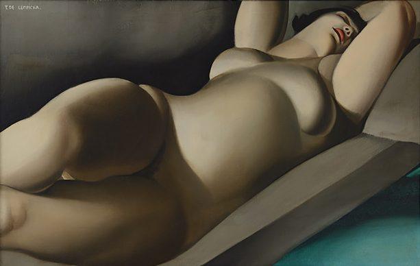 Tamara de Lempicka, La bella Rafaela, 1927 - Collezione privata, New York