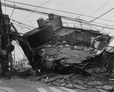 Miyamoto Ryuji, Kobe, 1995. After the Earthquake - Nagata-ku, 1995. Collection: Mori Art Museum, Tokyo