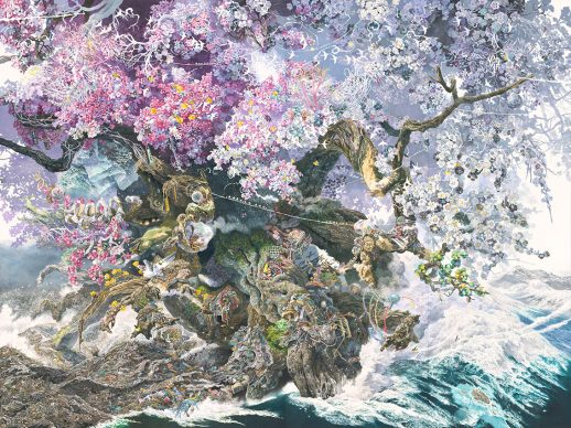 Ikeda Manabu, Rebirth 2013-2016. Collection: Saga Prefectural Art Museum Digital archive: TOPPAN PRINTING CO., LTD. Courtesy: Mizuma Art Gallery, Tokyo / Singapore