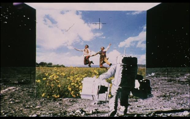 Alessandro Poli (Superstudio). Nuove architetture lunari [New lunar architectures], ca. 1970—1971. Alessandro Poli fonds, CCA. © Archivio Superstudio