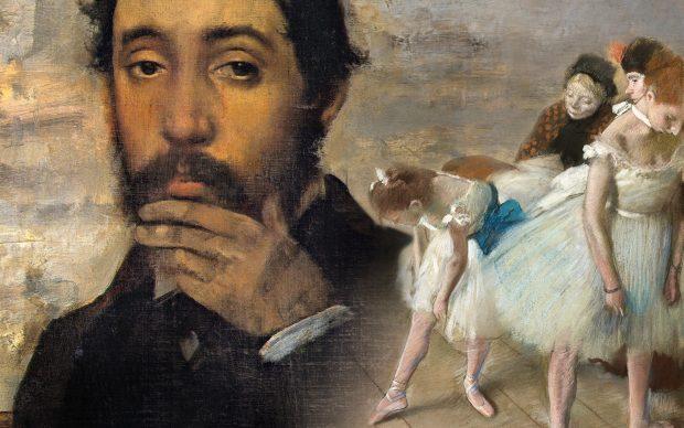 Degas. Passione e perfezione docufilm cinema Nexo Digital