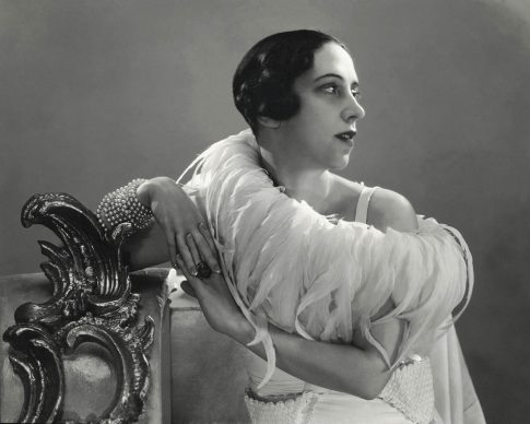 Elsa Schiaparelli, 1932. Photo by George Hoyningen-Huene/Condé Nast via Getty Images