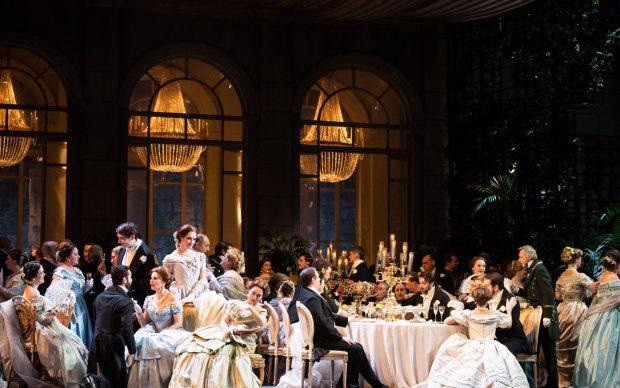 Giuseppe Verdi La traviata Teatro alla Scala ph Brescia e Amisano