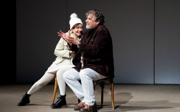 Goffredo Parise Sillabari teatro Roma