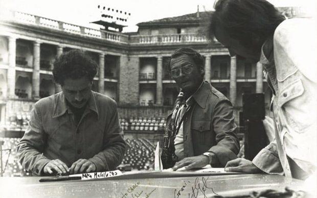 Macerata Jazz foto archivio storico