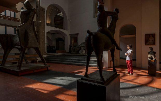 Massimo Pacifico, Effetto Museo - Museo Marino Marini, Firenze