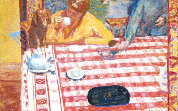 Pierre Bonnard (1867 – 1947) Coffee (Le Café) 1915 Oil paint on canvas 730 x 1064 mm Tate