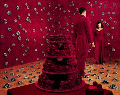 Sandy Skoglund, The Wedding, 1994. Collezione Cirillo/Cirillo collection, Brescia Courtesy Paci contemporary gallery (Brescia – Porto Cervo, IT)
