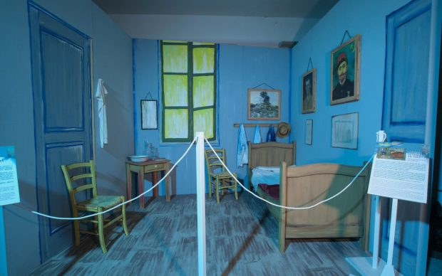 Van Gogh Multimedia Friends Spazio Lancia Torino mostra