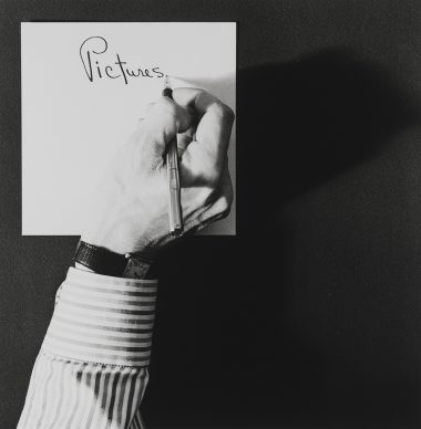 Robert Mapplethorpe, Pictures / Self Portrait, 1977, Gelatin silver print, 35.2 x 34.6 cm, Solomon R. Guggenheim Museum, New York, Gift, The Robert Mapplethorpe Foundation 93.4280 © Robert Mapplethorpe Foundation. Used by permission.