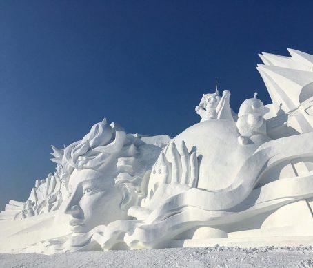 Harbin Ice and Snow Festival 2018 - Photo by Grujica Sarenac - gru.156, fonte Instagram
