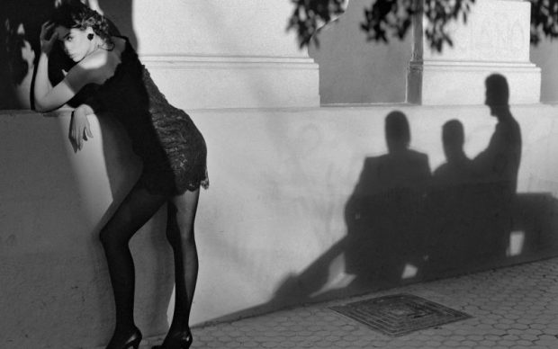 Ferdinando Scianna, Celia Forner. Sevilla, 1988
