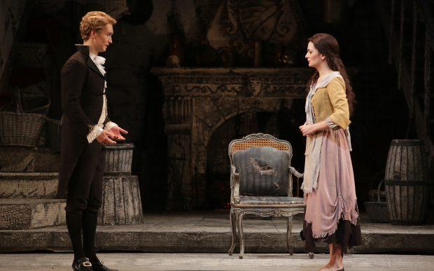 Mironov e Crebassa ne La Cenerentola di Rossini, Teatro alla Scala, photo by Brescia/Amisano