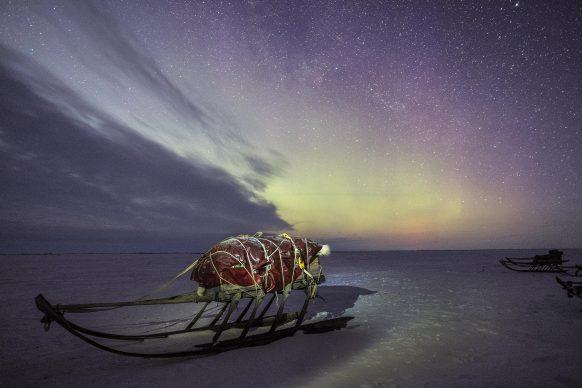 Sara Bianchi, Yamal Peninsula, 2019.  Copyright: © Sara Bianchi, Italy, Shortlist, Open, Landscape, 2019 Sony World Photography Awards