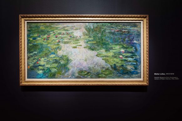 Monet: The Late Years - de Young Museum, San Francisco - California (Photo - Drew Altizer)