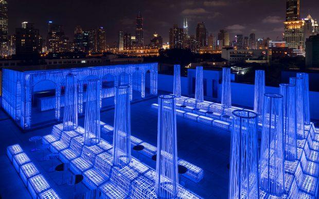 Alberto Caiola, NYX Roof Bar, Shangai, fonte albertocaiola.com