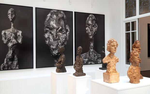 Alberto-Giacometti-Peter-Lindbergh-Saisir-l'invisible-Exhibition-view-at-Fondation-Giacometti-Parigi-2019