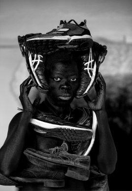 Zanele Muholi, Basizeni II, Parktown, 2016