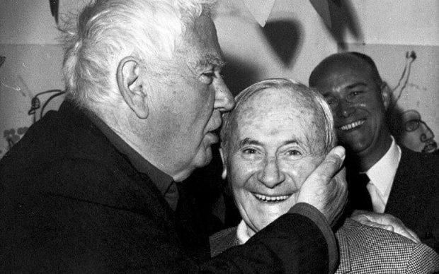 Calder e Miró
