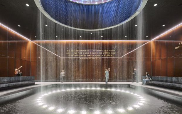 David Adjaye, Smithsonian National Museum of African American History and Culture, Credit Alan Karchmer
