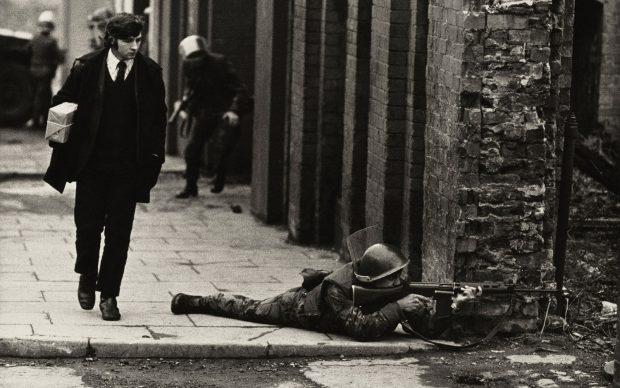 Don McCullin, Londonderry, 1971