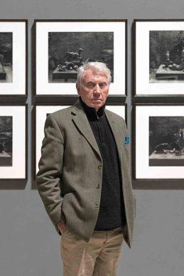 Ritratto del fotografo Don McCullin, 01.02.2019, Tate Britain - Credit: Tate Photography (Matt Greenwood)