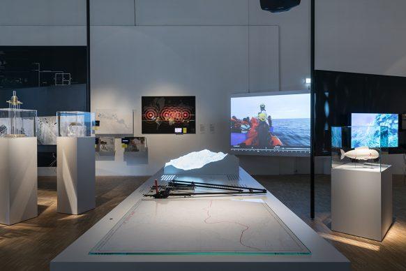 XXII Triennale di Milano, Broken Nature - Installation view © La Triennale di Milano - foto Gianluca Di Ioia
