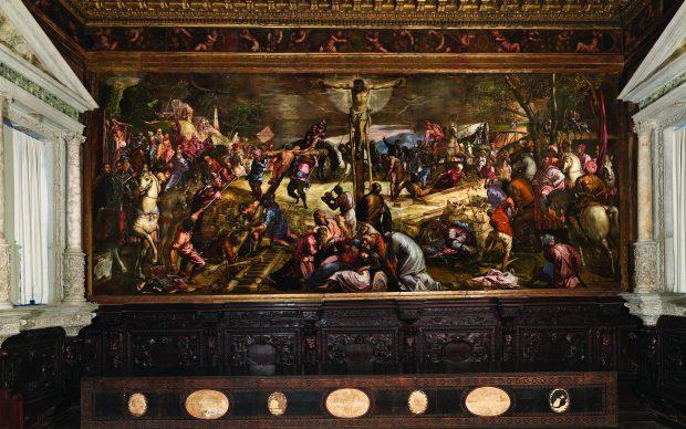 Jacopo Robusti detto Tintoretto, Sala dell'albergo, Scuola Grande di San Rocco, Venezia