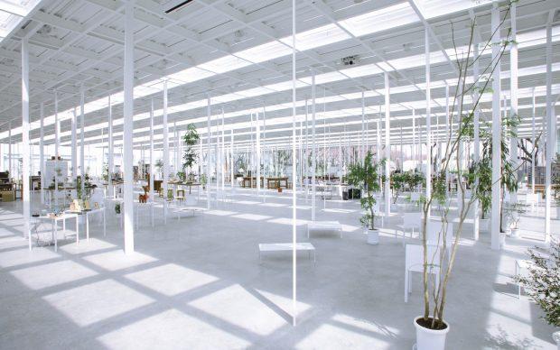 Junya Ishigami, KAIT Workshop, Kanagawa Institute of Technology, Japan, 2008, © Junya Ishigami + Associates