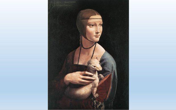Leonardo da Vinci, Dama con l'ermellino