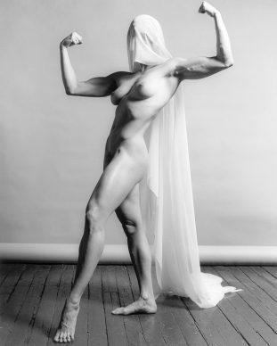 Lisa Lyon, 1982 © Robert Mapplethorpe Foundation. Used by permission