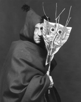Lucio Amelio, 1983 © Robert Mapplethorpe Foundation. Used by permission