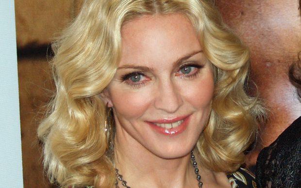 Madonna Ciccone popstar
