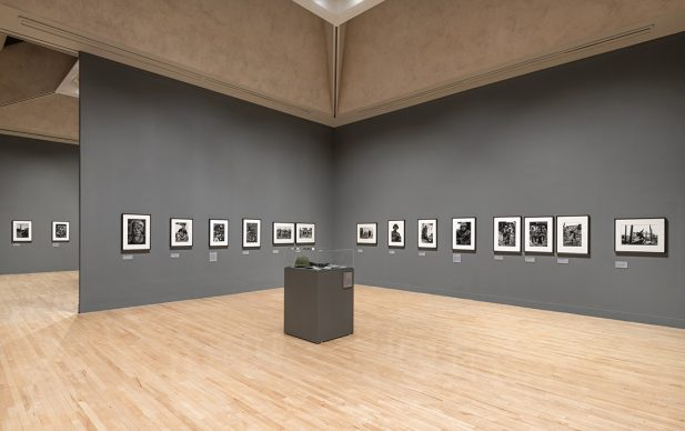 Installation view of Don McCullin,  Tate Britain (5 February -  6 May 2019) Credit: Tate Photography (Matt Greenwood)