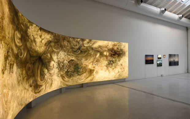 Hiroyuki Masuyama M i n i m a X M a x i m a 2019 installation view foto / photo Michele Alberto Sereni courtesy Studio la Città – Verona