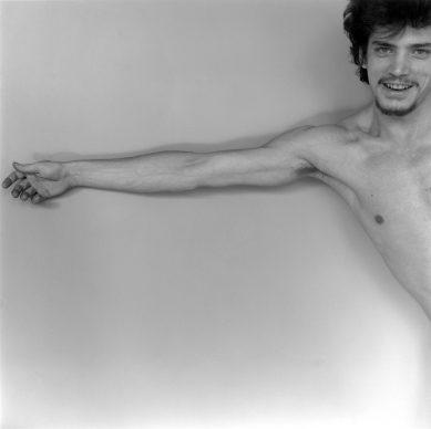 Self-Portrait, 1975 © Robert Mapplethorpe Foundation. Used by permission
