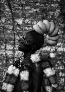 Zanele Muholi, Senzekile II, Cincinnati, 2016