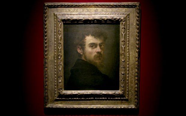 Autoritratto Tintoretto