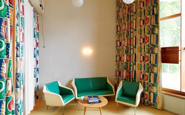 Stoccolma Istituto di Cultura Italiana progetto Gio Ponti