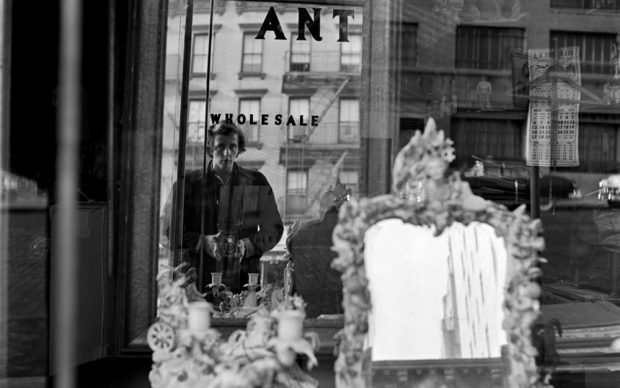 Vivian Maier, Self-portrait, 1953 © Estate of Vivian Maier, Courtesy of Maloof Collection and Howard Greenberg Gallery, NY