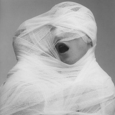 White Gauze, 1984 @Robert Mapplethorpe Foundation. Used by Permission