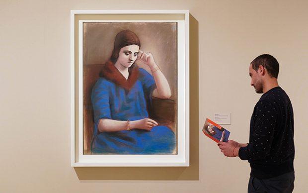 lga Picasso. 25 Febrero-02 Junio 2019. Museo Picasso Malaga. © MPM/ jesusdominguez.com